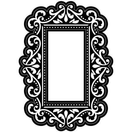 Darice Embossing Essentials Dies-Scroll Frame