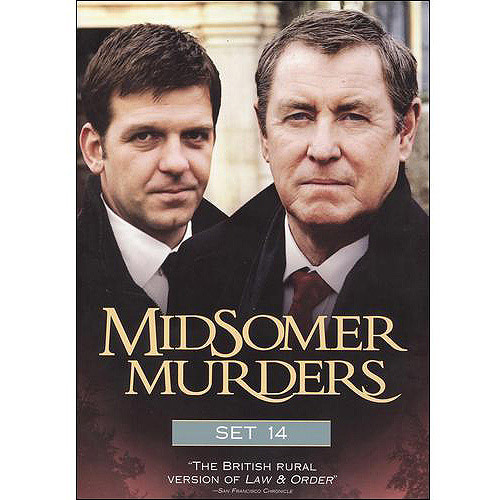 Midsomer Murders: Set 14 (Widescreen)