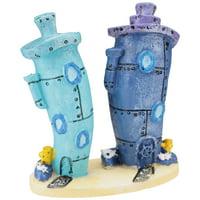 Penn Plax SpongeBob Bikini Bottom Homes Aquarium Ornament