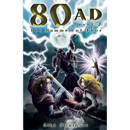 80ad - The Hammer of Thor (Book - Hammered Book