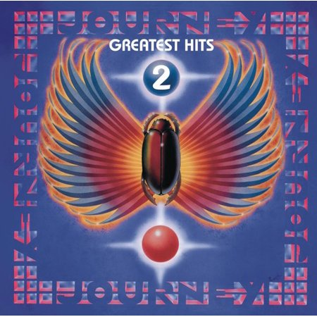 Journey   Greatest Hits 2  Cd0