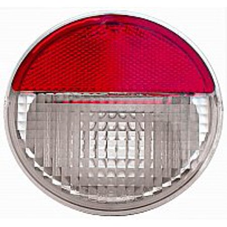 Go-Parts OE Replacement for 2002 - 2009 GMC Envoy Backup Light Lamp - Left or Right (Driver or Passenger) 15000128 GM2882102 Replacement For GMC Envoy Gmc Envoy Parts