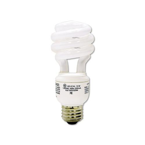 Ge Soft White Spiral Energy Smart Light Bulb GEL74198