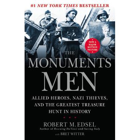 The Monuments Men : Allied Heroes, Nazi Thieves and the Greatest Treasure Hunt in History](Clues For A Halloween Treasure Hunt)