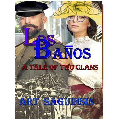 Sets Banjo - Los Banos - A Tale Of Two Clans - eBook