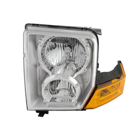 2006-2010 Jeep Commander Driver Side Headlight CH2518117