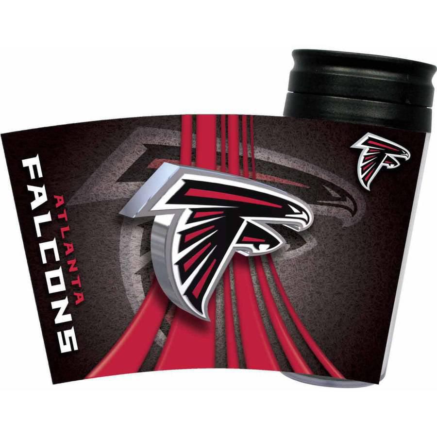 NFL Insulated Travel Tumbler, Atlanta Falcons