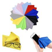 4 Microfiber Optical Cleaning Cloth Dvd Lcd Camera Lens Screen Clean Cloth Towel
