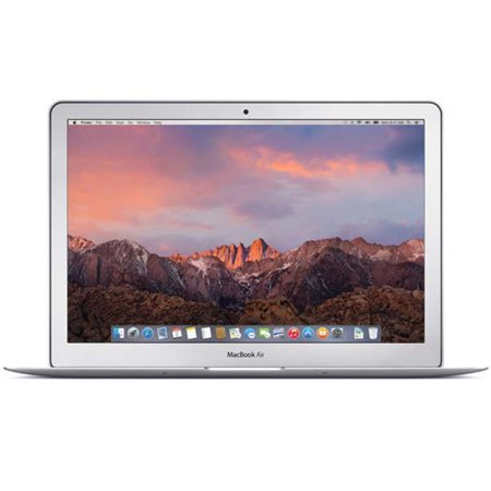 "Apple MacBook Air 13"" Laptop Intel Dual Core i5 1.4GHz (MD761LL/B) 4GB Memory / 256GB Solid State Drive (Refurbished)"