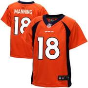 Peyton Manning Denver Broncos Nike Toddler Game Jersey - Orange