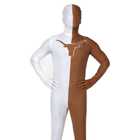 Paper Magic Texas Longhorns Plus Size Second Skin Invisible Man Bodysuit Costume XL (Invisible Man Costume)