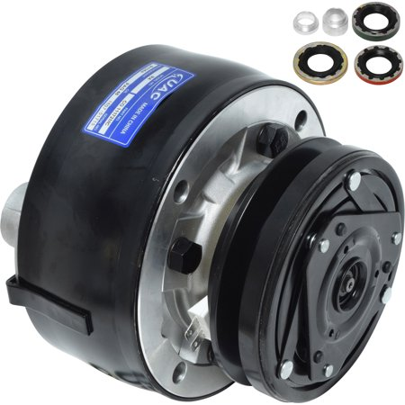 New A/C Compressor and Clutch 1010299 - 88964868 C1500 K1500 C10 C1500 K2500