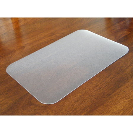 Desktex, FLRFPHMTM4861EV, Antimicrobial Desk Mat, 1 Each, Clear ()