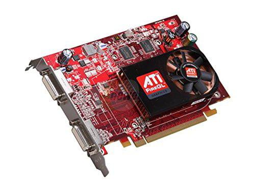 100 505507 ATI 100 505507 AMD-FireGL-V3600-100-505507-256MB-128-bit-GDDR2-PCI-Ex16-Video-Card by ATI