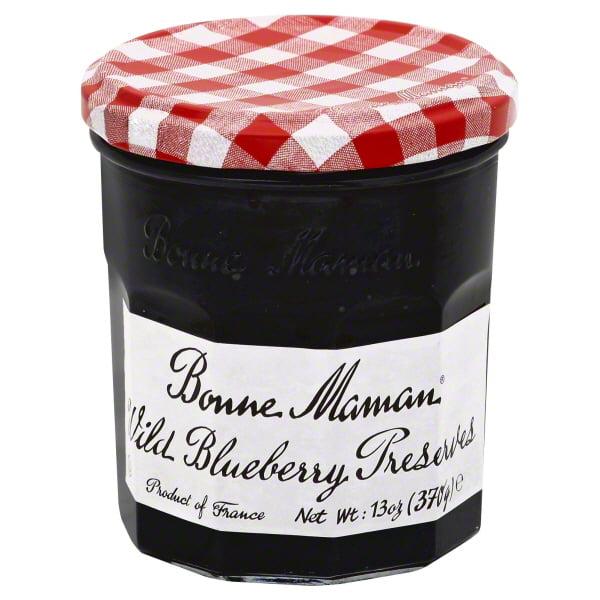 Bonne Maman Wild Blueberry Preserves, 13 oz