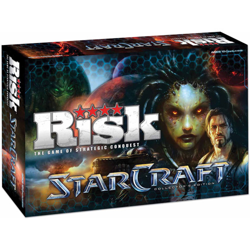 Risk StarCraft Collector's Edition