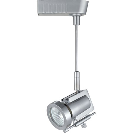 Cal Lighting HT-967 Contemporary/ Modern 1-Light Extending Low Voltage Track Head for HT Track Systems ()
