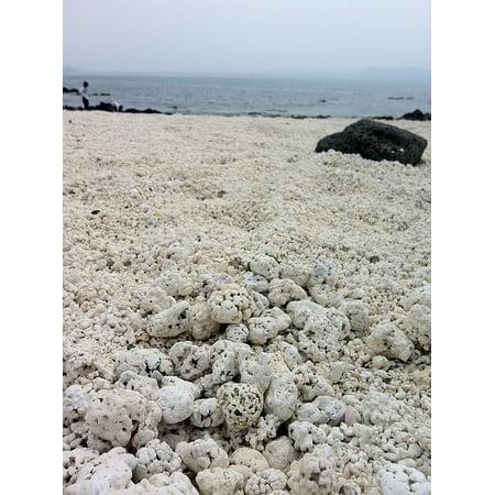LAMINATED POSTER Jeju Jeju Island Sea Coral Beach Nature Poster Print 24 x