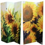 Entrada EN26040 Room Divider - Sunflower