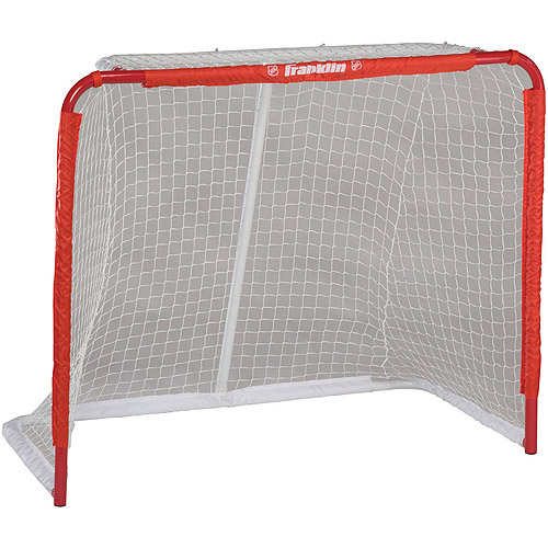 "Pro 50"" Tournament Steel Hockey Goal"