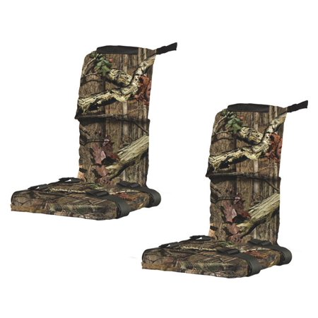 (2) Summit Universal Treestand Foam Replacement Seats w/ Mossy Oak Camo | 85249