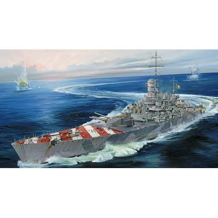 Trumpeter Models 5777 1:700 RN Roma Italian Navy Battleship 1943