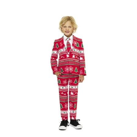 Winter Wonderland Costume (OppoSuits Boys Winter Wonderland Christmas)