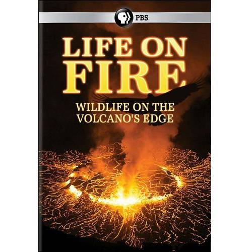 Life On Fire: Wildlife On The Volcano's Edge (Widescreen)