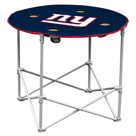 New York Giants Round Table - Shop Giants Furniture