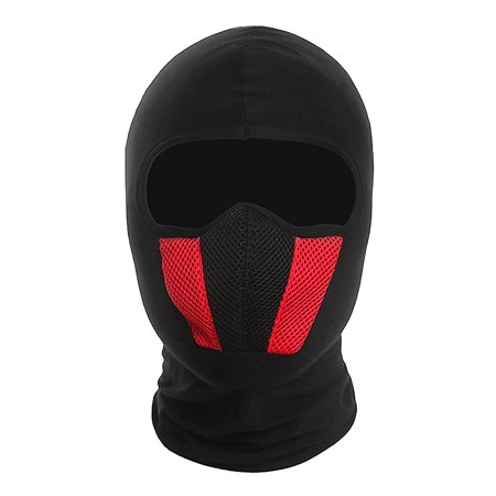 WOSAWE Windproof Dustproof Full Face Mask Balaclava Hood Helmet Liner for Cycling Motorcycle Outdoor (Best Full Face Helmet For The Money)