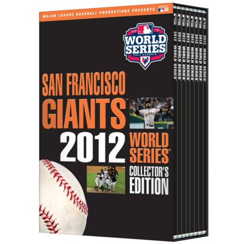 Lions Gate MLB: San Francisco Giants - 2012 World Series (Collector's Edition)