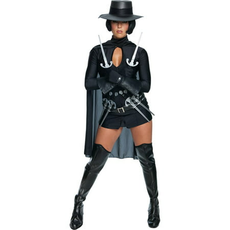 V For Vendetta Sexy Adult Halloween Costume - V For Vendetta Cape