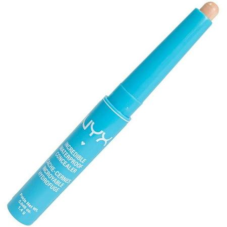 NYX Cosmetics NYX  Waterproof Concealer, 0.049 oz