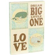 Carson Home Accents 50020 Dream Big Wall Decor