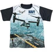 US Navy Osprey Big Boys Sublimation Shirt