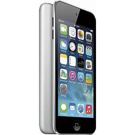 Refurbished Apple iPod Touch 16GB Black/Silver (5th Generation) ()