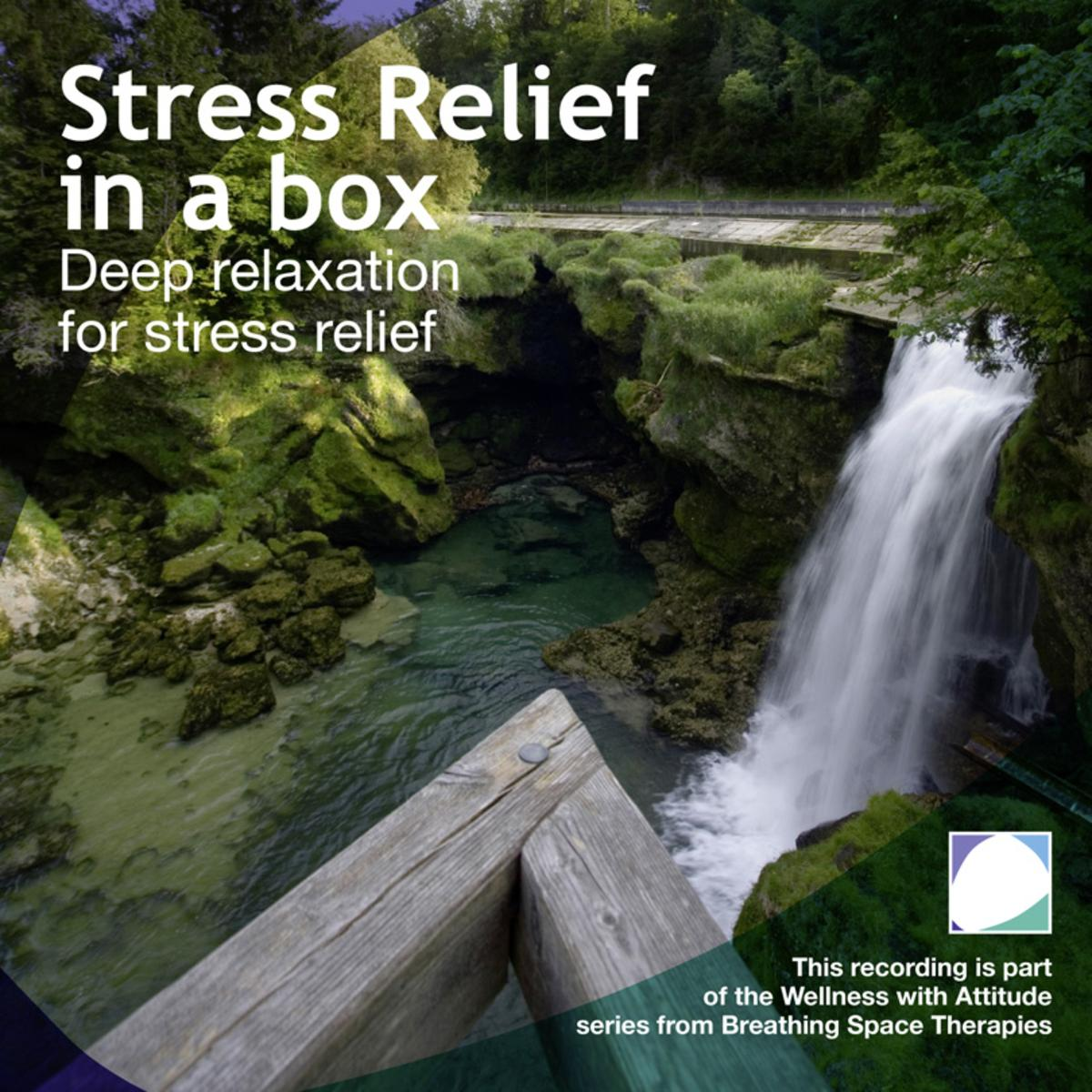 Stress relief in a box - Audiobook