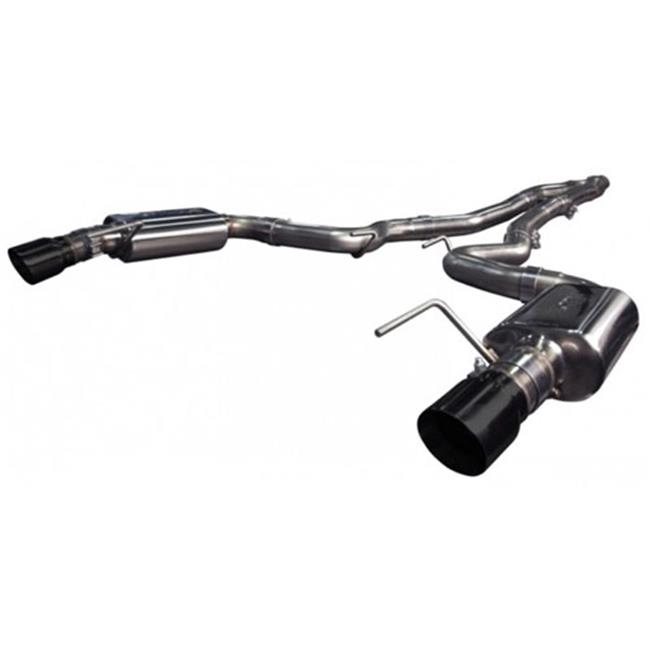 11534210 Cat Back Exhaust System with Mustang EcoBoost - image 1 de 1