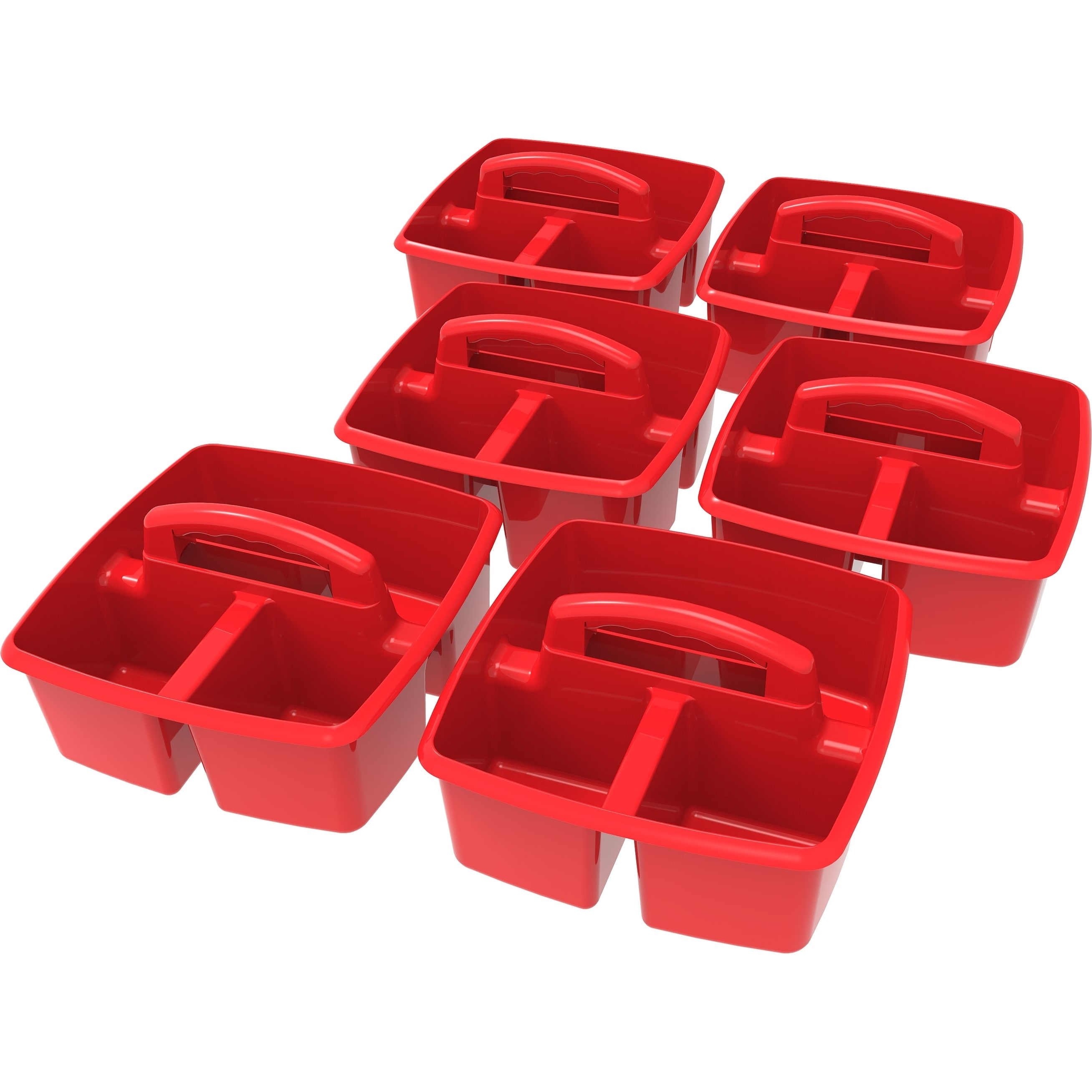 Storex  Classroom Caddy / Red (6 units/pack)