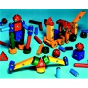 Marvel Education Snap-N-Play Block, Set - 65