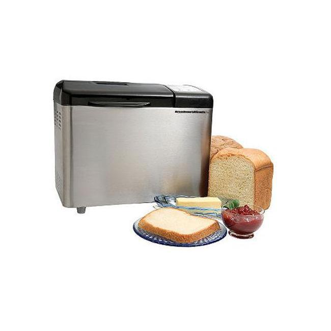 Breadman TR2500BC Ultimate Plus 2-lb Automatic Bread Maker