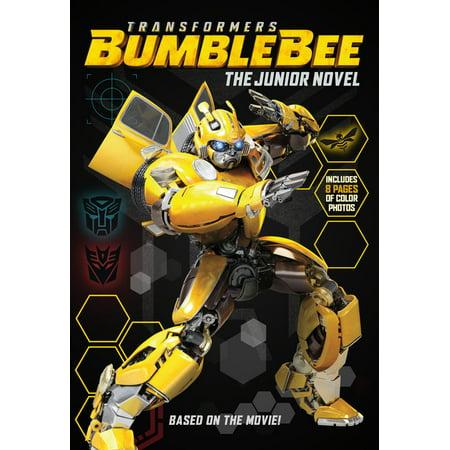 Transformers Bumblebee: The Junior Novel (Transformer Book Nvidia)