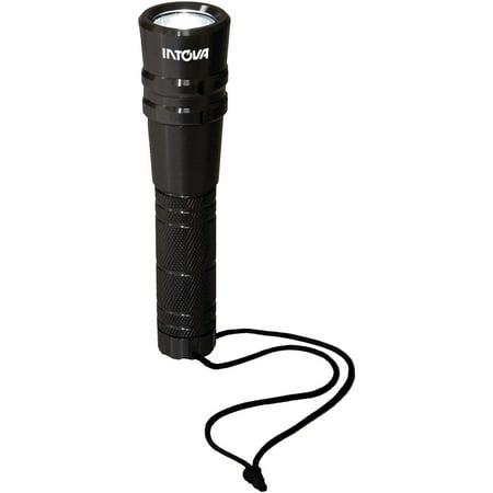 Intova Tactical Waterproof Underwater High Power LED Torch Waterproof to 400 feet/120 meters. Includes Emergency strobe.
