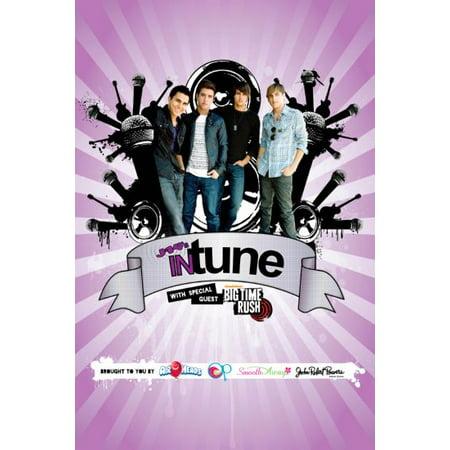 Big Time Rush 11inx17in Mini - Big Time Rush Halloween Big Night
