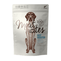 Meat Mates Beef Booster Freeze-Dried Dog Food Topper (Various Sizes)