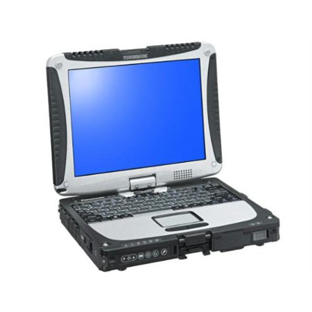 REFURBISHED Panasonic Toughbook 19 Tablet PC Centrino 2 vPro - Intel Core 2 Duo SU9300 1.20 GHz -