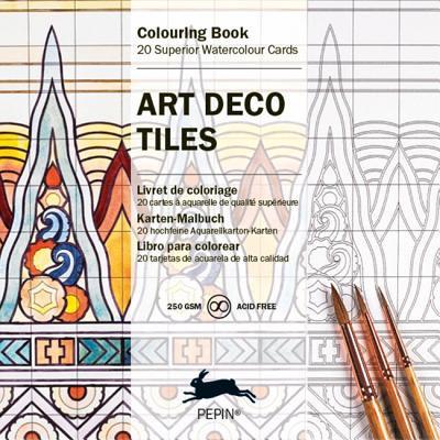 Pepin Press - ART DECO TILES