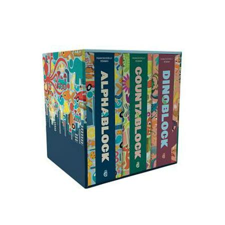 Box of Blocks (Board Book) (Board Books Blocks)