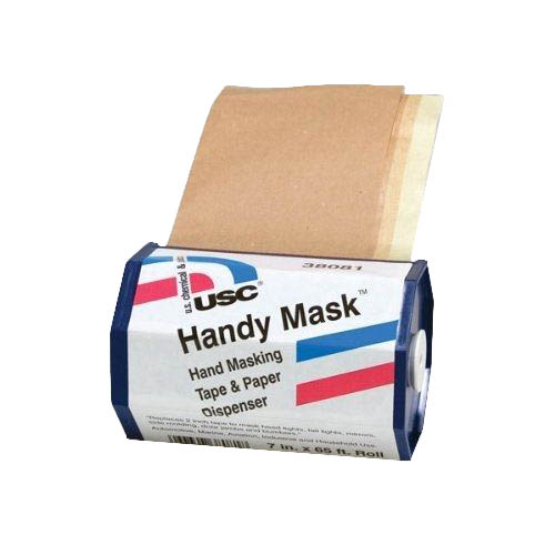 Handy Mask Tape Paper With Dispenser 12 Display Box Walmart Com