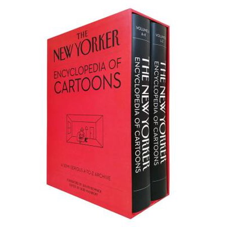 Read New Yorker (The New Yorker Encyclopedia of Cartoons : A Semi-serious A-to-Z)